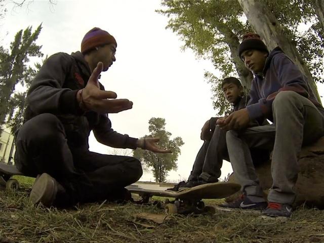 Historias de Skaters contada por Skaters