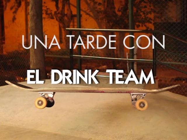 Una Tarde con el Drink Team
