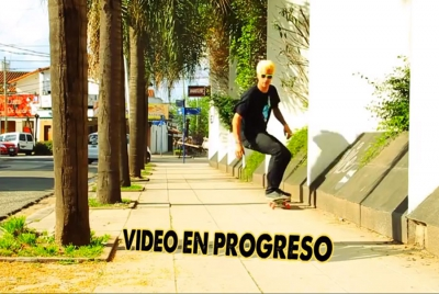 Norberto Binda - Video en progreso 2012