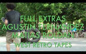 Extras West Retro Tapes